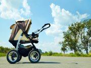 На Херсонщине пьяная мать гуляла с двухмесячной дочкой