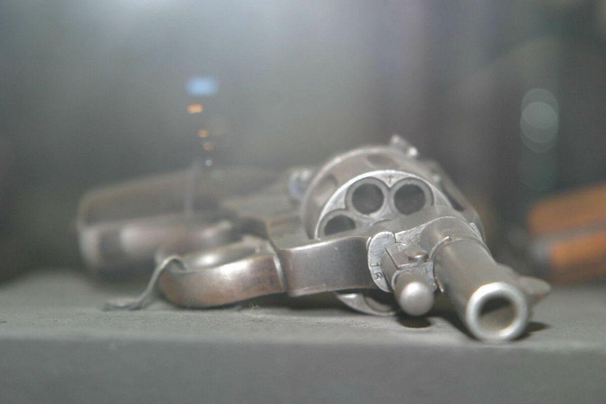 Херсонщина, селяне, оружие