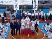 На Херсонщині відбувся відкритий чемпіонат одного з видів карате