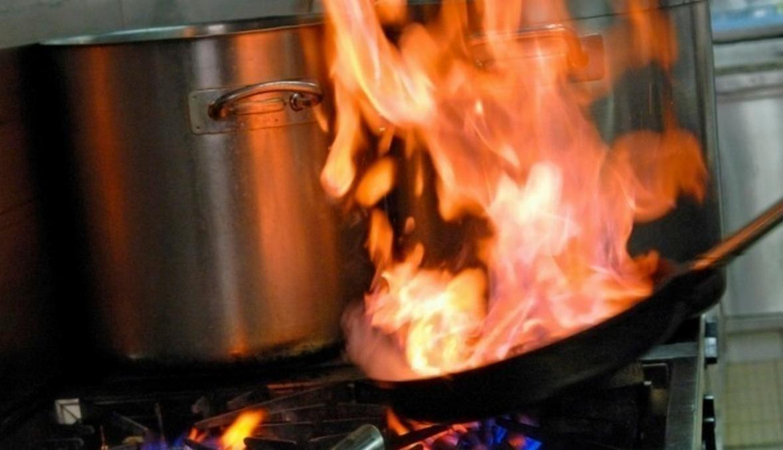 херсон, пожар, ожоги