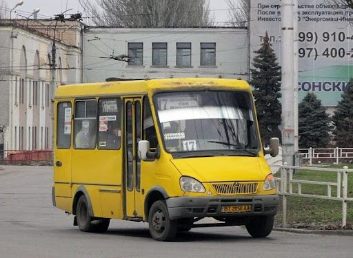 херсон, громада, транспорт