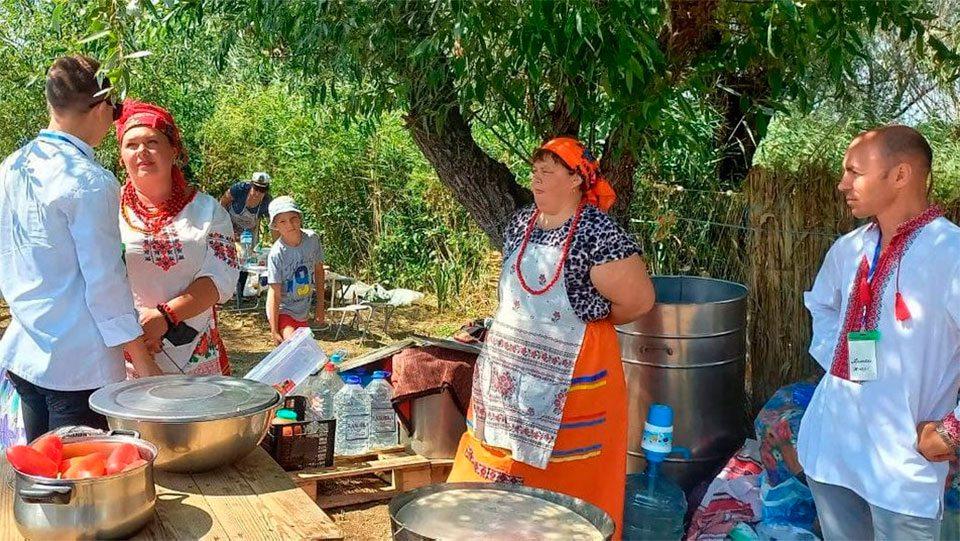 Херсонщин, фестиваль, страви