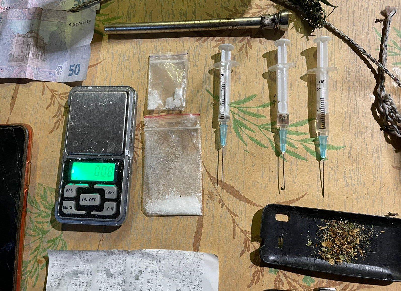 херсон, наркотики, поліція