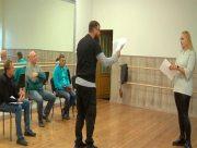 У Херсоні пройшла репетиція акторів-аматорів