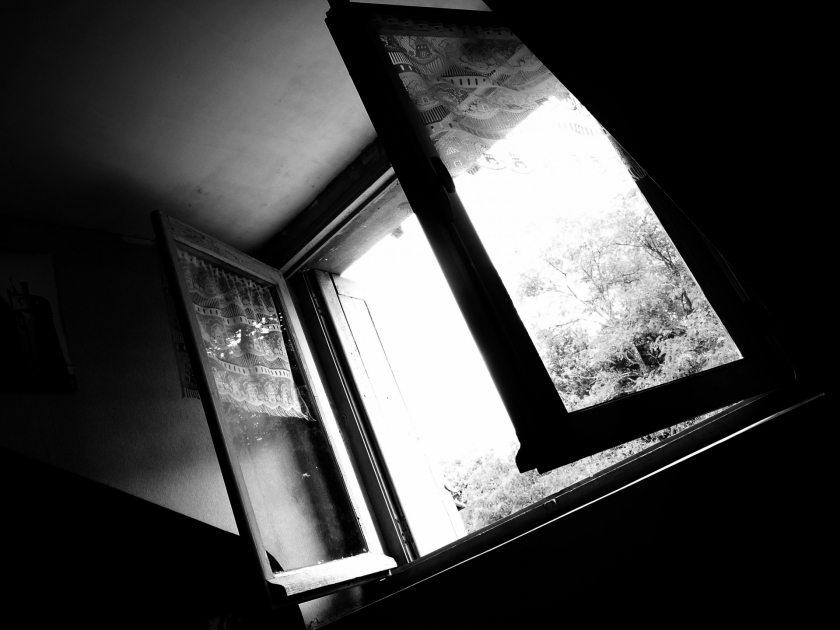 Херсонщина, люди, окна