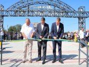 У Таврійську на Херсонщині відкрили новий стадіон