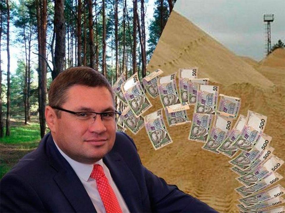 Олешки, бюджет, Потоцький