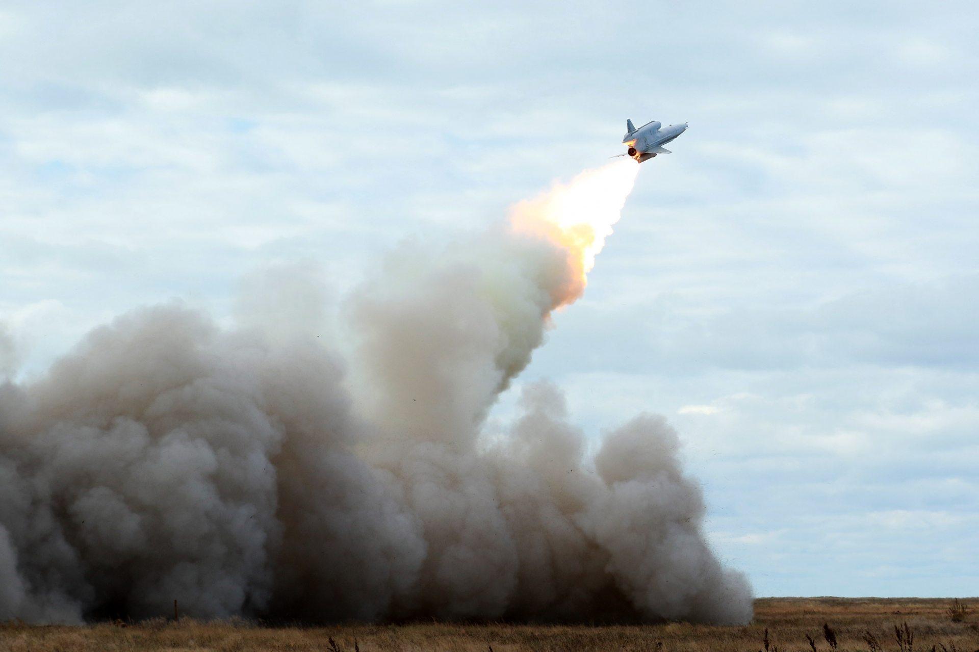 Херсонщина, ракети, навчання