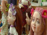 У Херсоні відкрилась виставка ляльок