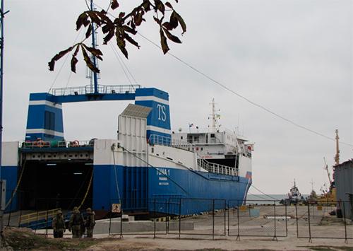Скадовск будет современным портом на берегу Черного моря