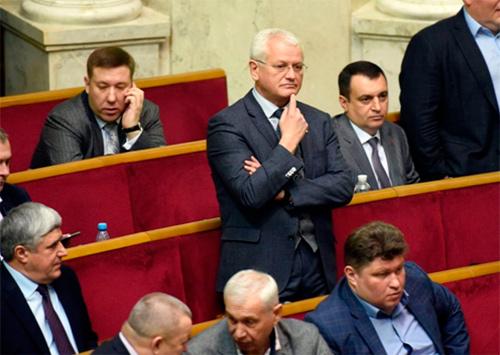 Співаковський поскаржився на складнощі із заповненням електронної декларації