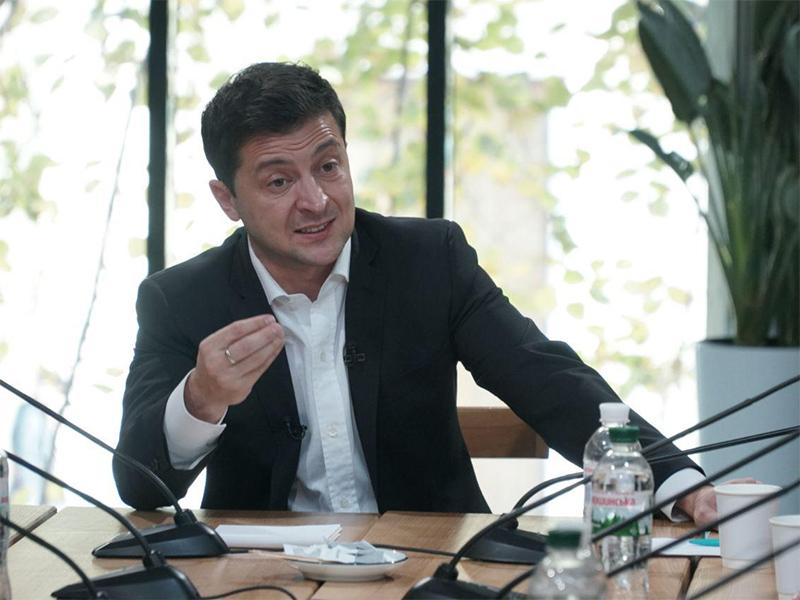 Украина не планирует возобновлять подачу воды в Крым