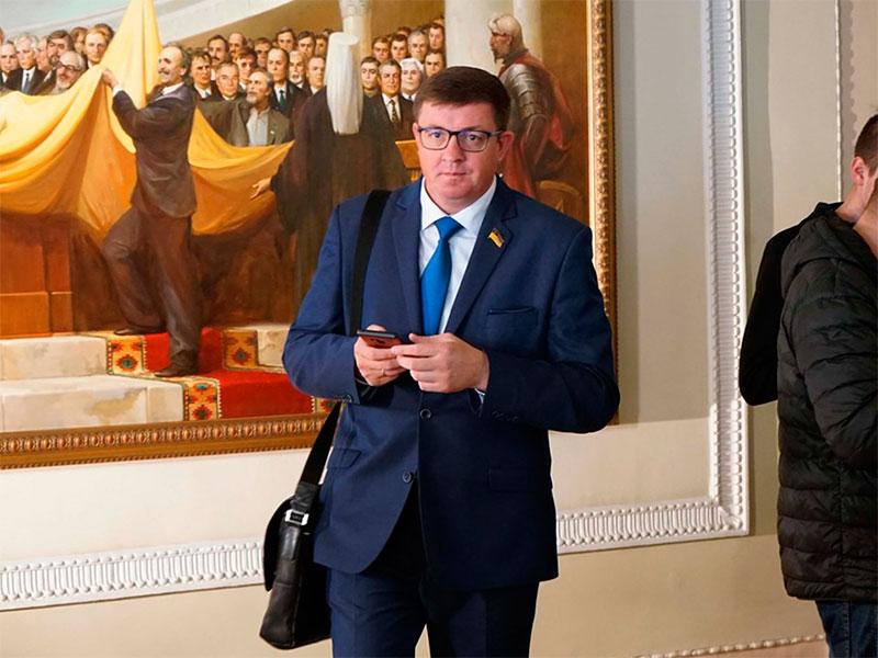 Нардеп від Херсонщини виступає за те, щоб газотранспортна система залишилась Українською
