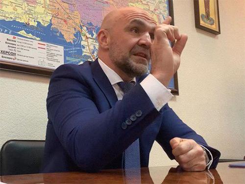 """Глава Херсонского облсовета рассказал """"Стране"""" свою версию событий расправы над Гандзюк"""