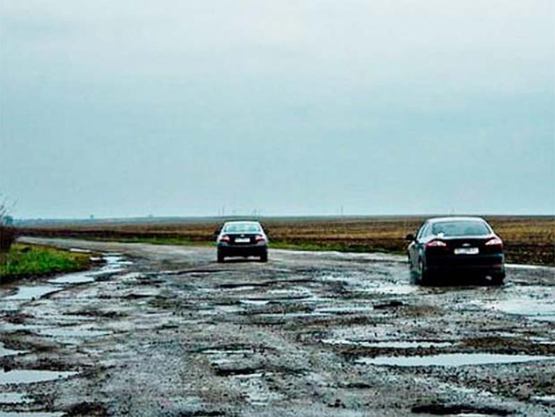 Що чекає дороги Херсонщини?