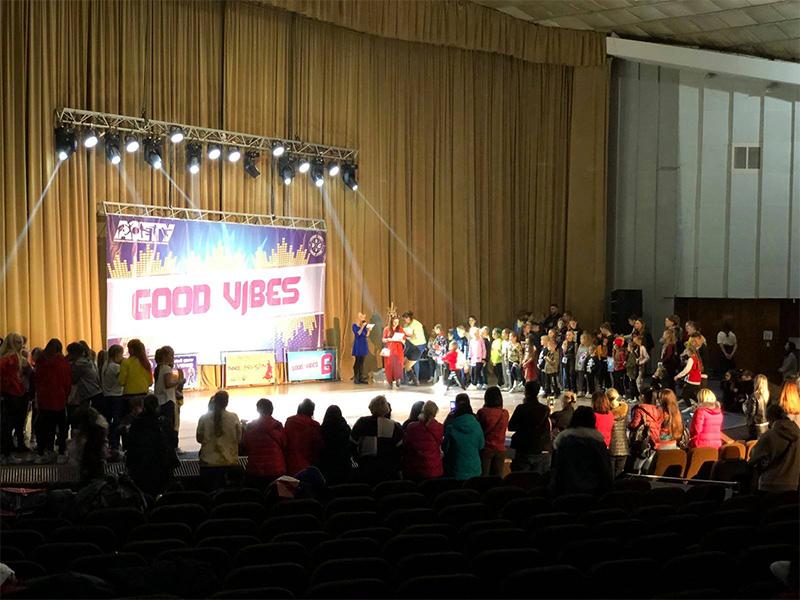 У Херсоні відбувся турнір з сучасних танців