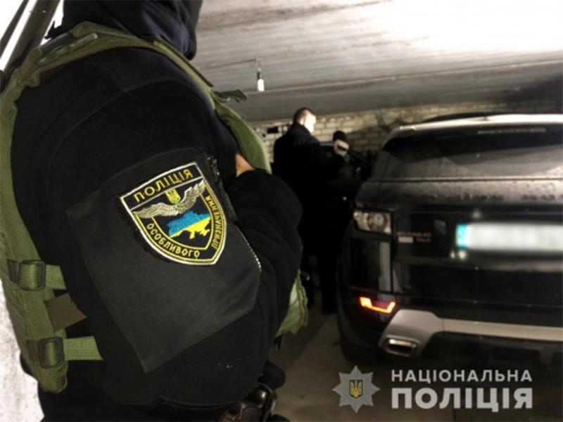 Как херсонские полицейские брали  «смотрящего на воле»