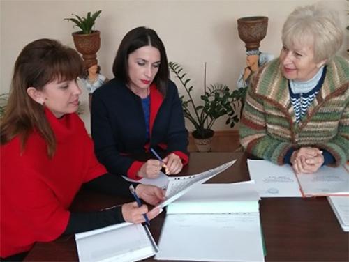 У Херсоні організували навчання для молодих директорів шкіл