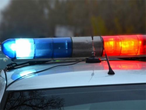 Полицейская машина сбила пешехода на Херсонщине
