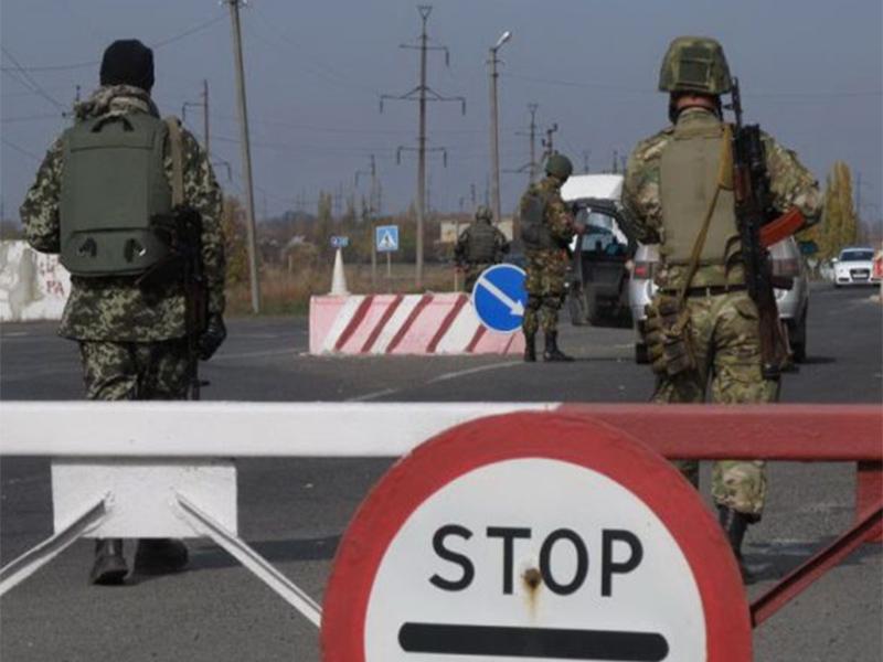 Пограничный скандал в селе на Херсонщине