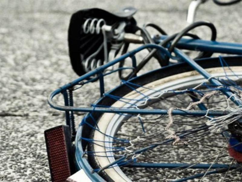 Херсонцу мужское достоинство отдавил велосипедист