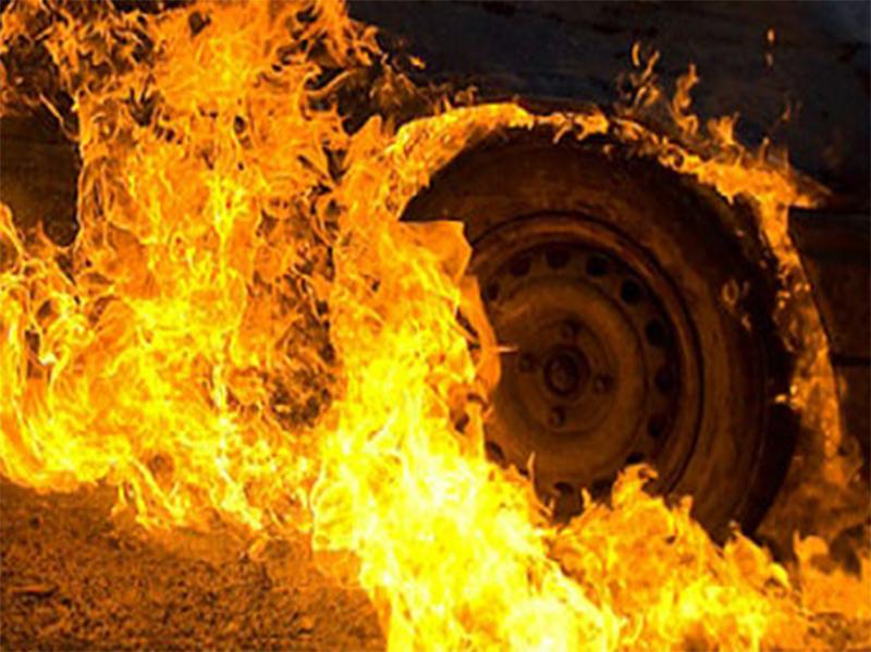 Поджога двух машин в Новой Каховке могло и не быть