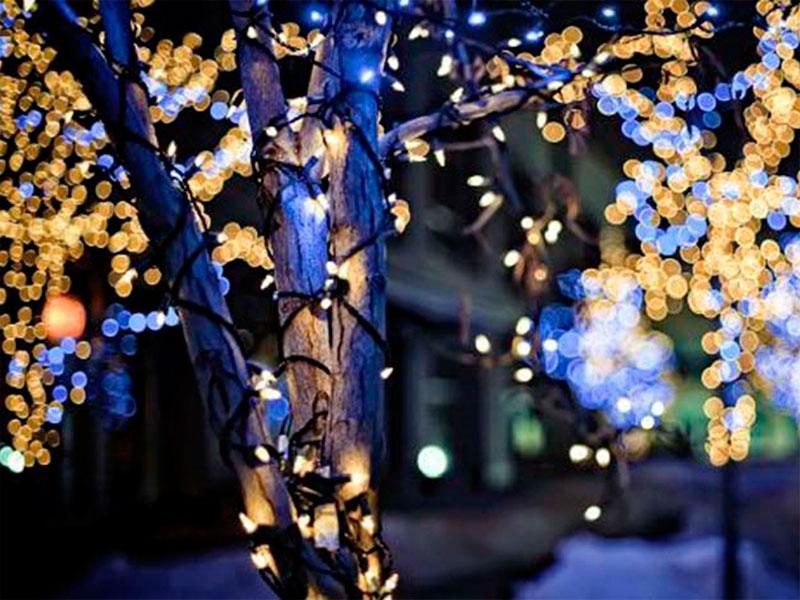 Виділено кошти на новорічні прикраси для Нової Каховки