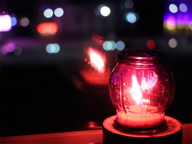 На Херсонщині запалили свічки в пам'ять жертв голодоморів