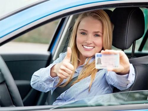 Заявление на замену водительских прав  можно подать онлайн