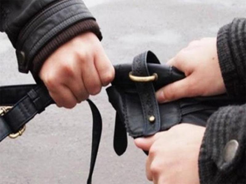 На Херсонщине грабителя рюкзак выдал