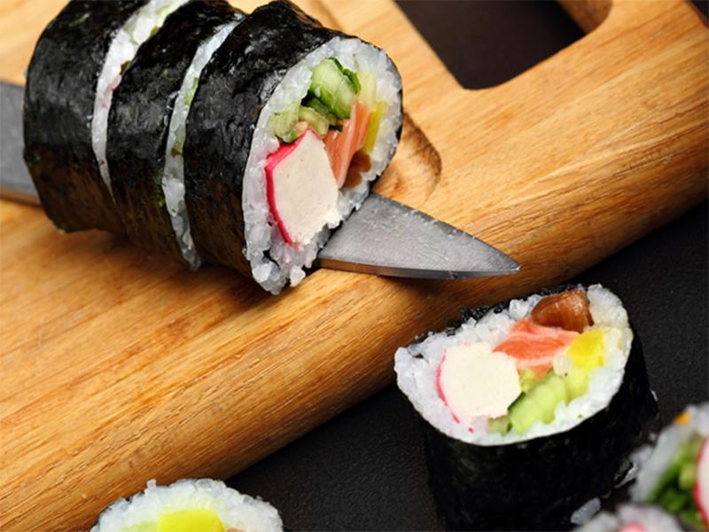 В Херсоне готовят суши с кровью