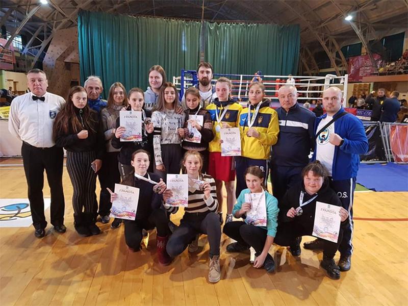 Сборная Херсонщины успешно выступила на Чемпионате Украины по боксу