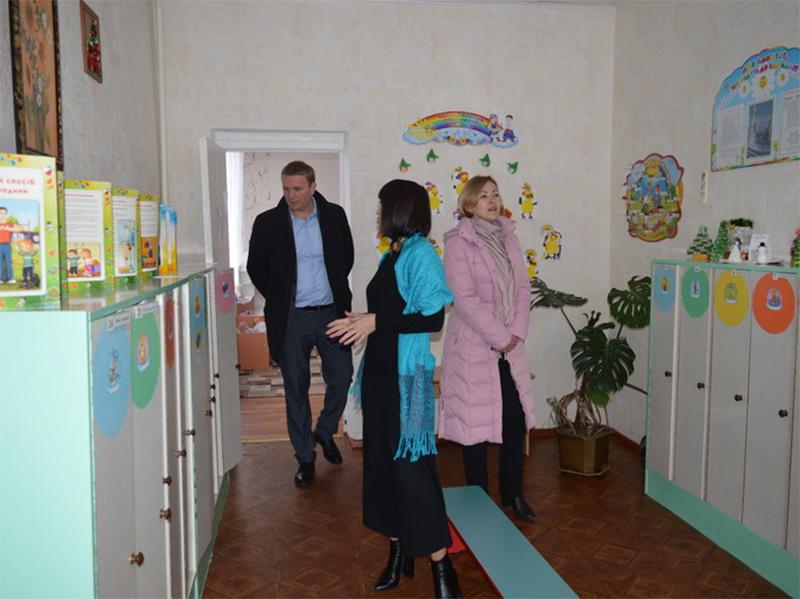 Голова Генічеської райради інспектує соціальні заклади району