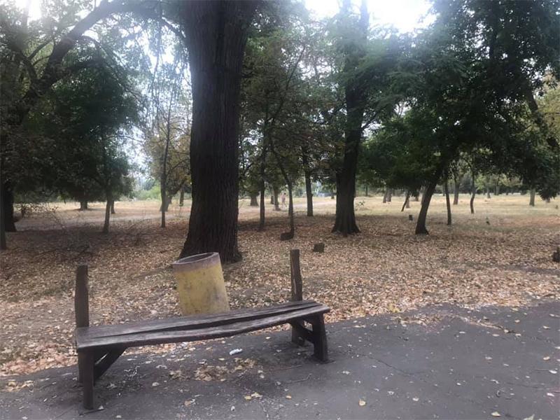 Про парки і сквери Херсона