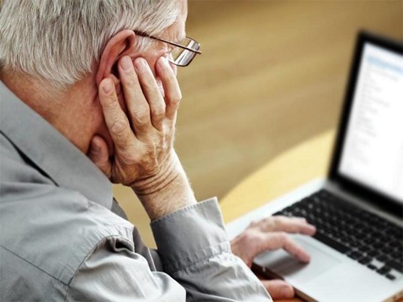 Безплатний комп'ютер для стареньких на Херсонщині
