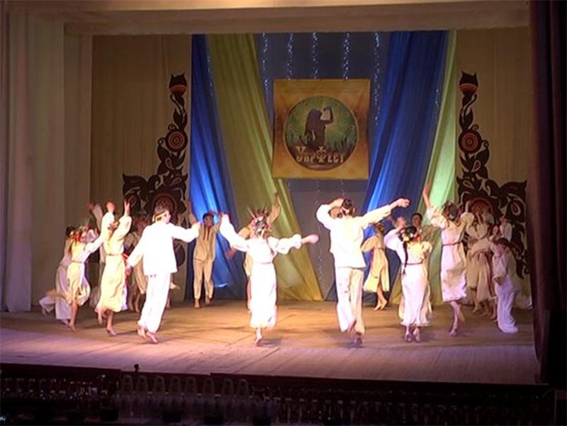 У Херсоні відбувся всеукраїнський творчий фестиваль