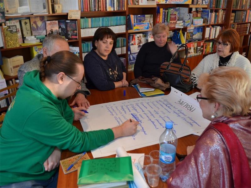 Якими бути бібліотекам Херсонщини?
