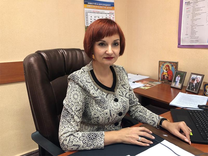 Тетяна Гасаненко про формування територіальних громад Херсонщини