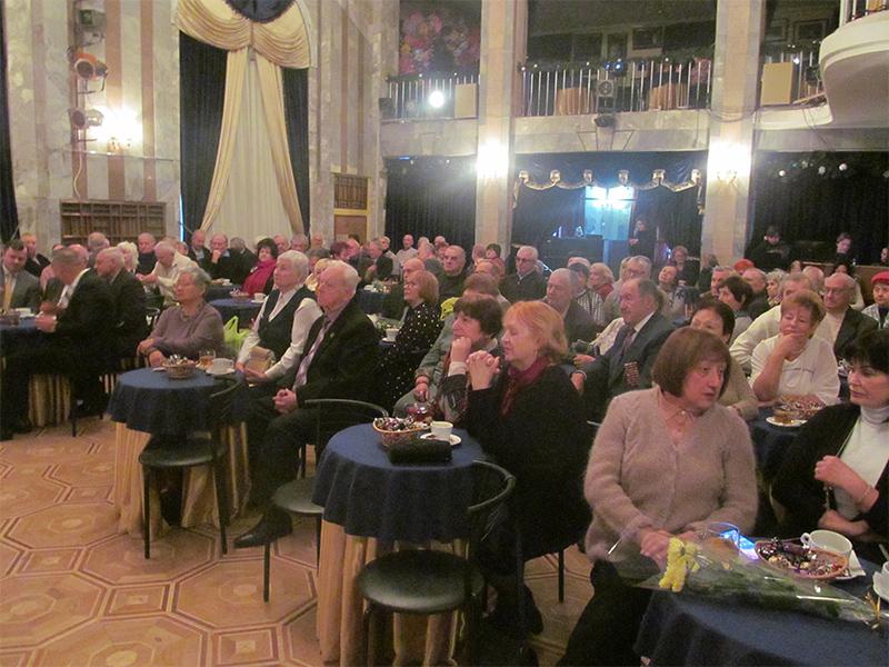 У Херсоні відбулися новорічні збори ветеранів-управлінців