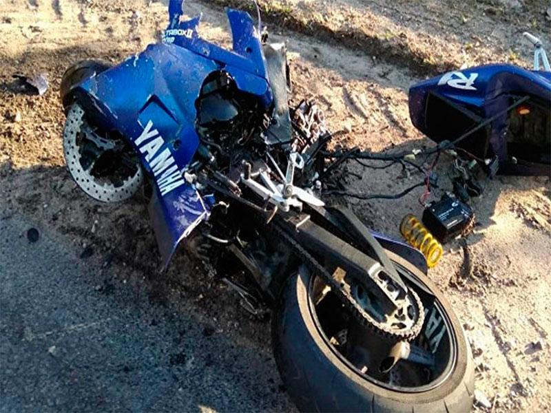 День битых мотоциклов на Херсонщине