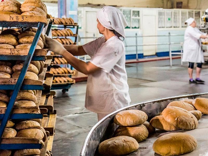 К новогоднему ажиотажу готовятся херсонские хлебопеки