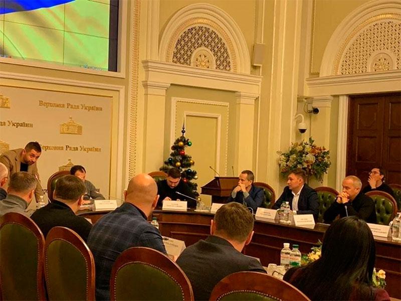 Ігор Колихаєв закликає об'єднатися і відстояти інтереси України