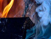 На Херсонщине отравилась угарным газом семья с тремя детьми