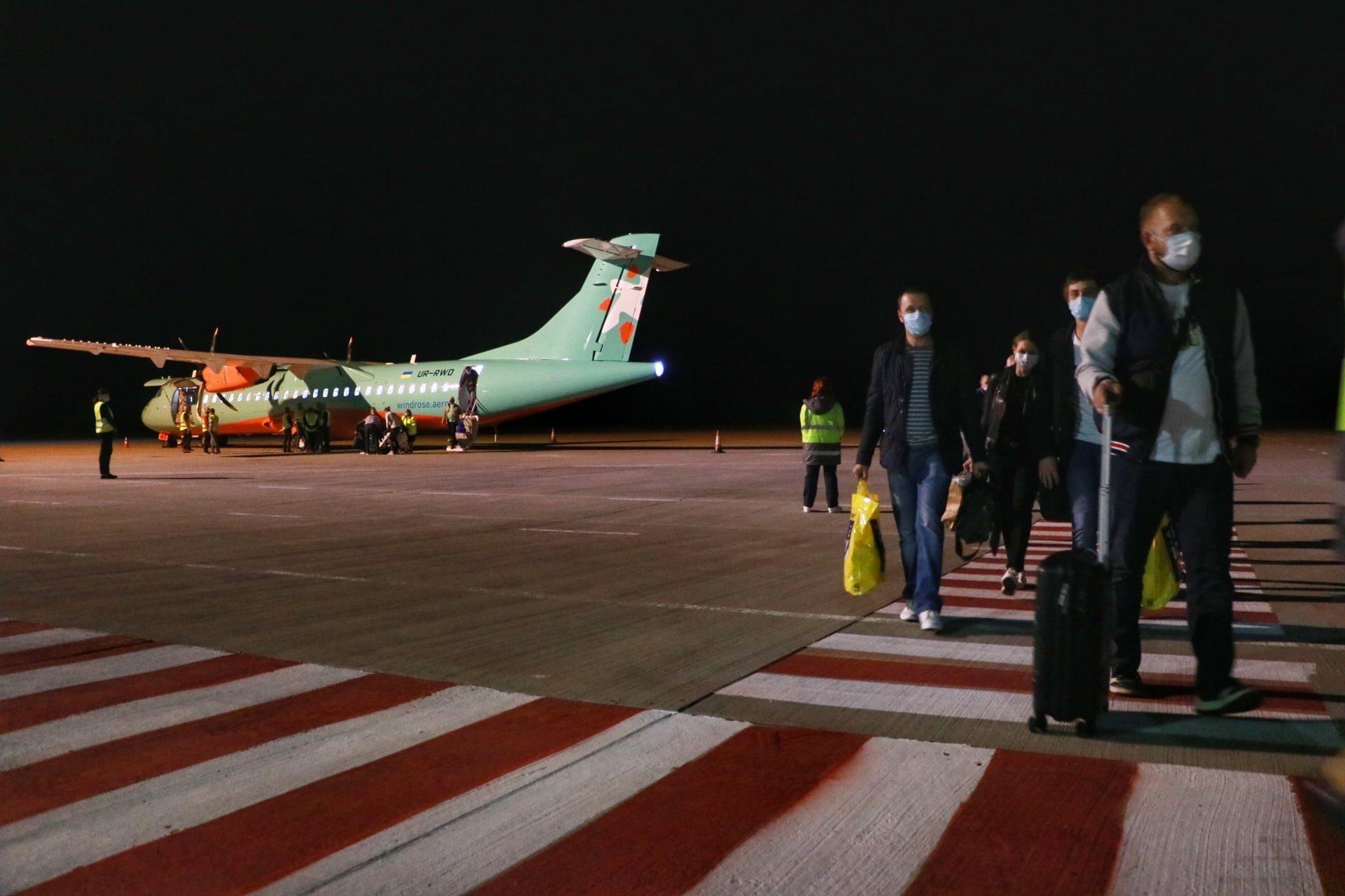 Херсонський аеропорт - один з найкращих в Україні