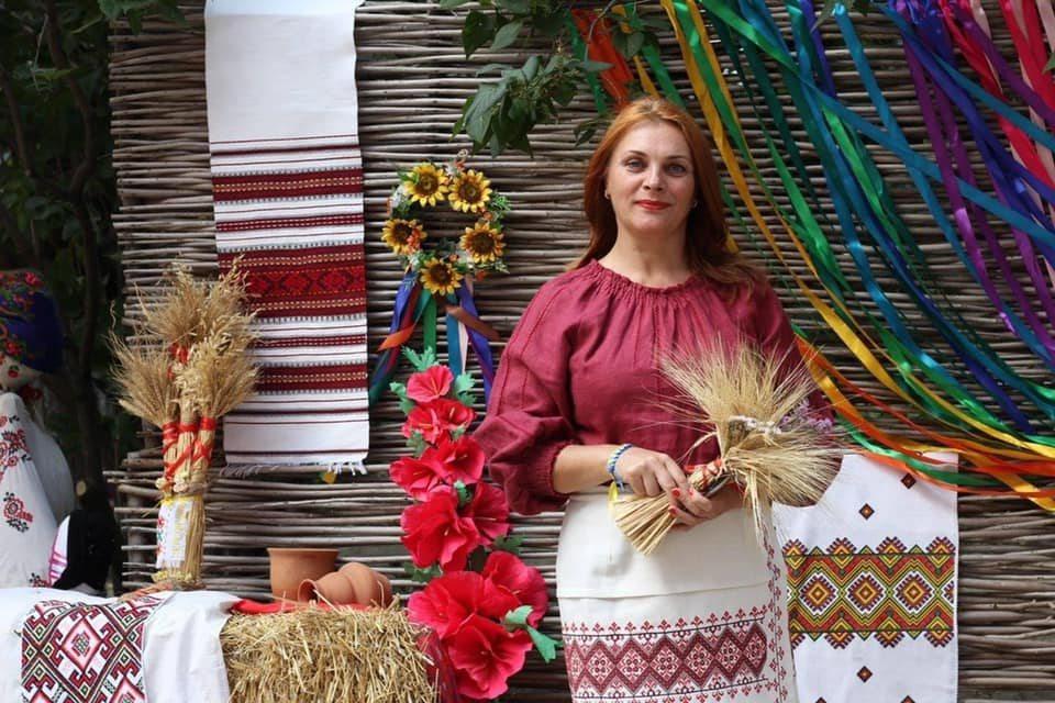 Заслужена діячка мистецтв України приєдналася до команди УДАР Херсонщини
