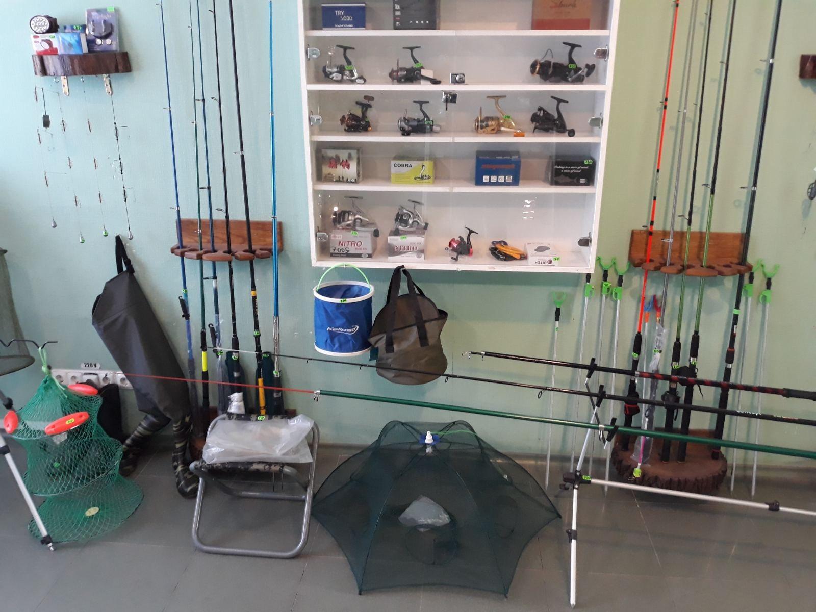 В Херсонской области наказали покупателей и продавцов запрещённых орудий рыбной ловли