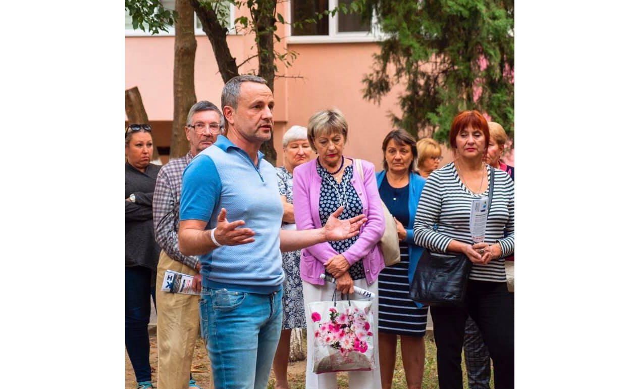 Розвиток медичної сфери - один з пунктів програми Ігоря Колихаєва