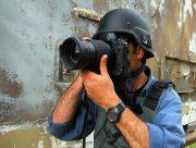 В Херсоне журналист вступил в конфликт с членами избирательной комиссии
