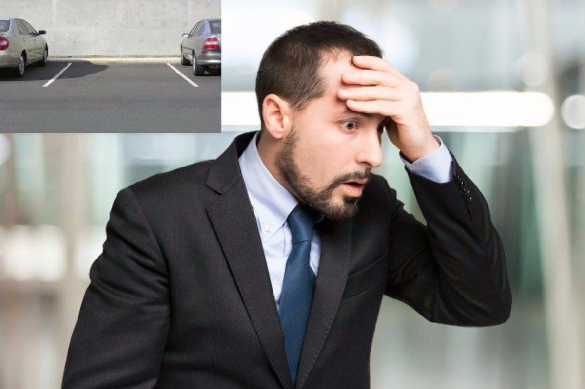 Житель Херсонщины забыл, где припарковал авто и заявил в полицию об угоне