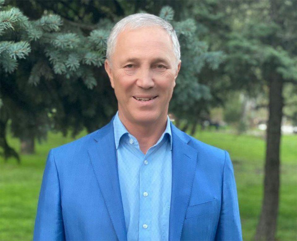 Кандидат в мэры Херсона Владимир Сальдо с уверенностью заявил, что никто не заставит его сняться с выборов